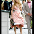 People : Sarah Jessica Parker - Sex and the city : les premières photos du film !