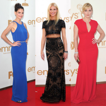 Sur le red carpet des Emmy Awards 2011