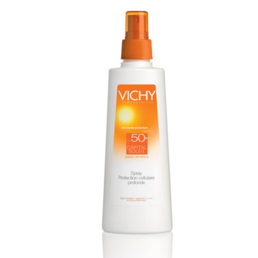 Spray protection solaire indice 50 Vichy