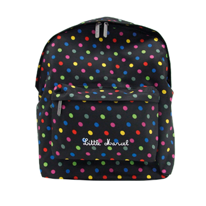 cute school bags sac d ecole little marcel. Black Bedroom Furniture Sets. Home Design Ideas
