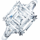 Bague diamant Harry Winston