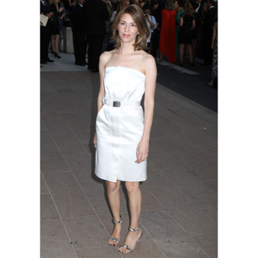 Sofia Coppola aux CFDA Awards 2011