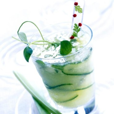 Cocktail de courgettes