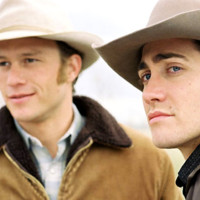 Photo : Heath Ledger et Jake Gyllenhaal dans Brockeback Mountain
