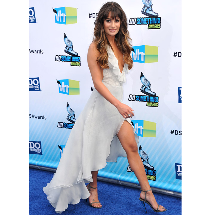 Lea Michel au Do Something Awards