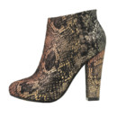 Low Boots imprimé python New Look 37,99e