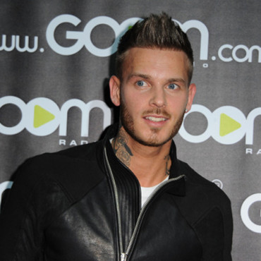M. Pokora au 'Goom Celebration 2' le 4 février 2011 à Paris.