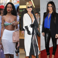 Rihanna, Lady Gaga, Kim Kardashian... ces stars qui s&#039;exhibent sur les rseaux sociaux !