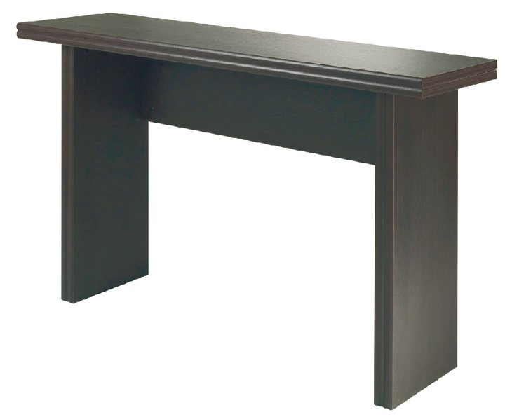 Table console conforama for Table de salon pliable