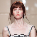 "Tendance coiffure Fashion Week : la frange ""home made"""