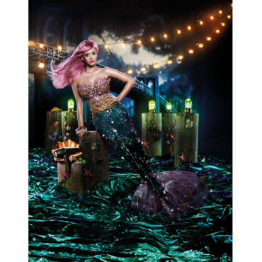 Katy Perry photographiée par David LaChapelle pour GHD
