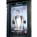 Affiche Les Infidles Jean Dujardin Gilles Lellouche Paris