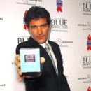 Antonio Banderas et son parfum Blue Seduction
