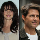 Montage Tom Cruise et Juliette Lewis