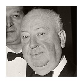 people : Alfred Hitchcock