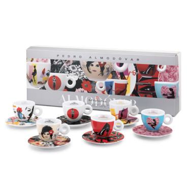 Illy Art Collection par Pedro Almodovar