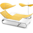Chaise longue Ego