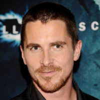 Photo : le regard de Christian Bale