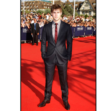 Chace Crawford à Deauville