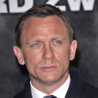 Photo : le regard de Daniel Craig