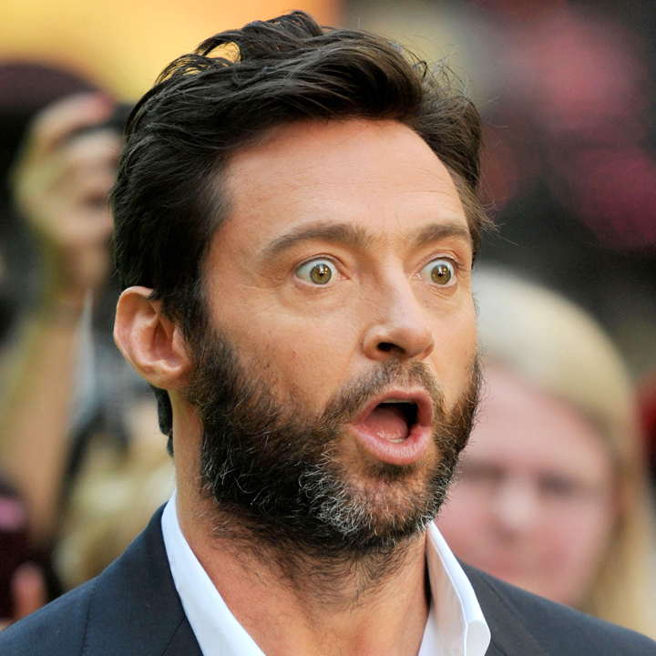 hugh jackman a soign un cancer de la peau au nez actu people. Black Bedroom Furniture Sets. Home Design Ideas