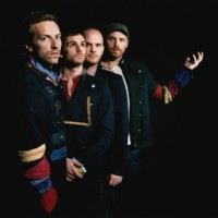 Photo : Coldplay : Chris Martin, Guy Berryman, Will Champion et Johnny Buckland