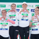 Des miss au grand coeur au marathon de Paris