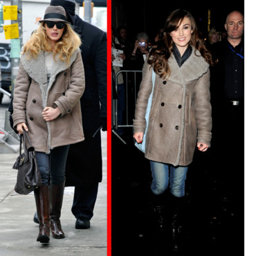 Mode de star Blake Lively Keira Knightley