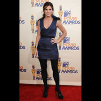 Photo : Sandra Bullock aux MTV Movie Awards 2009