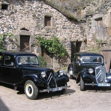 Traction avant Citroën
