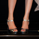 A qui sont ces chaussures ? Clemence Poesy