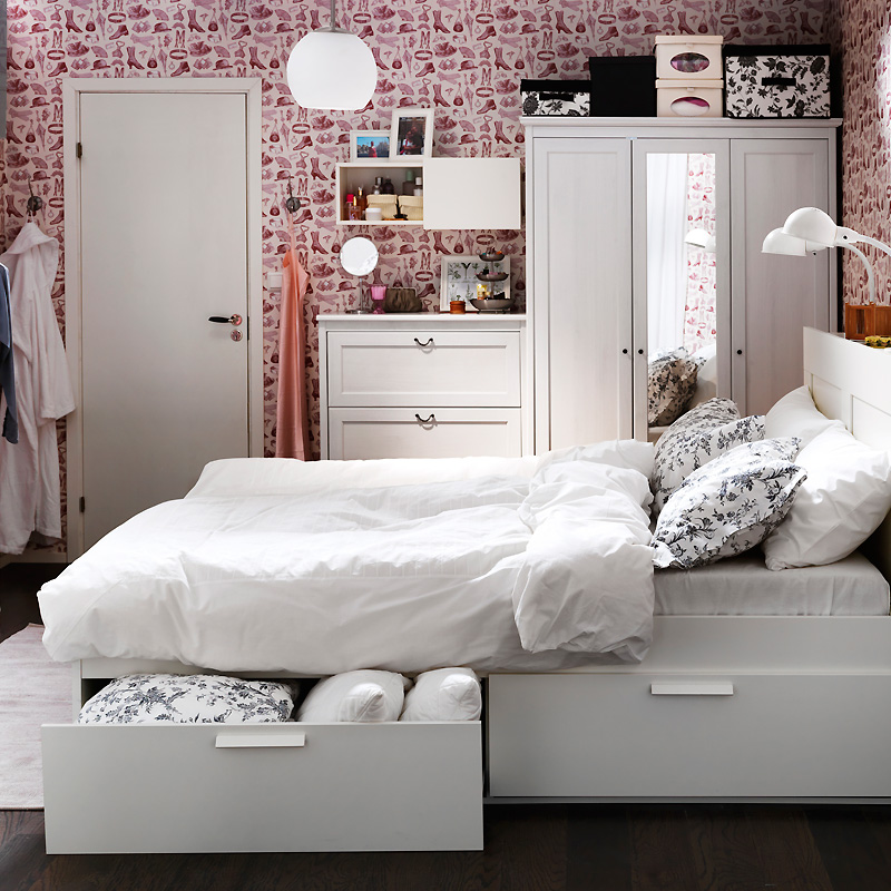 meuble ikea 10 astuces de dressing et rangement cadre. Black Bedroom Furniture Sets. Home Design Ideas