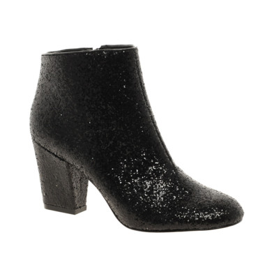 Les bottines à paillettes Asos 43 euros