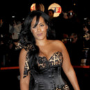Amel Bent sur le tapis rouge des NRJ Music Awards