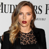 Photo : Scarlett Johansson, reine rétro-glam à New York