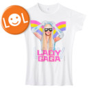 T Shirt Lady Gaga