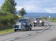 Traction avant sur la route