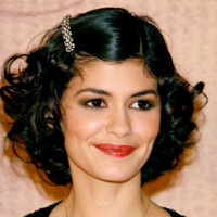 Photo : la barette d'Audrey Tautou