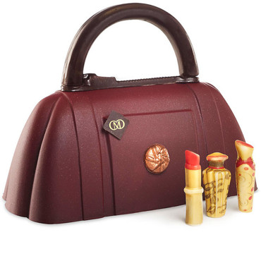 Chocobag rouge Michel Cluizel