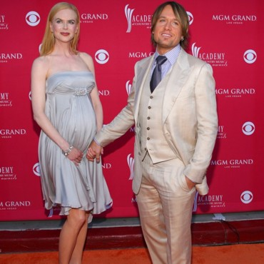 people : Nicole Kidman et Keith Urban
