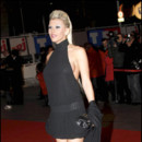 Amlie sur le tapis rouge des NRJ Music Awards