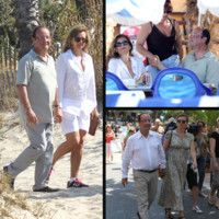 Franois Hollande et Valrie Trierweiler : leurs looks de vacanciers