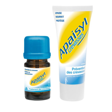 Mains Kit Anti Crevasses Apaisyl 11,50€