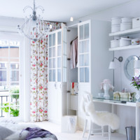 Les 3 secrets pour bien am nager son dressing lexiques d co - Tringle penderie basculante ikea ...