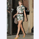 Taylor Swift dans le West Village, à New York City, le 2 Juillet 2014
