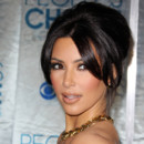 Kim Kardashian aux People Choice Awards