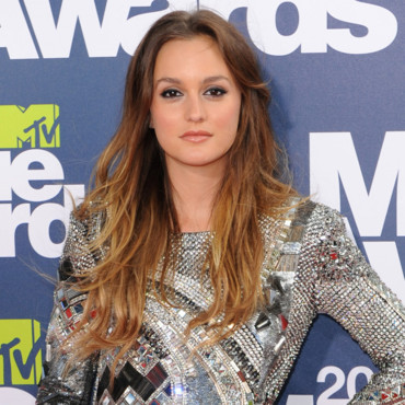 Leighton Meester aux MTV Movie Awards