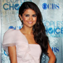 Selena Gomez aux People Choice Awards