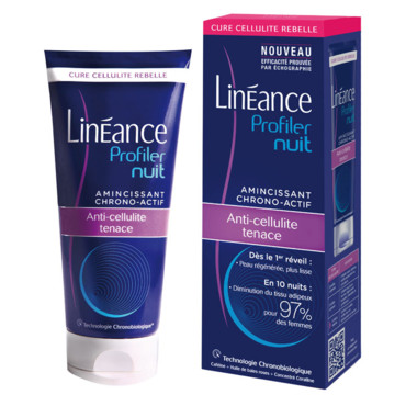 Amincissant Profiler Nuit anti cellulite rebelle, Linéance