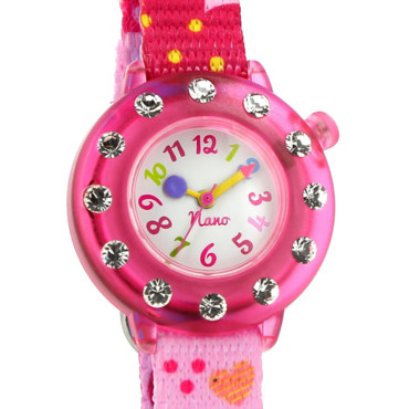 La montre Nano Strass de Baby Watch